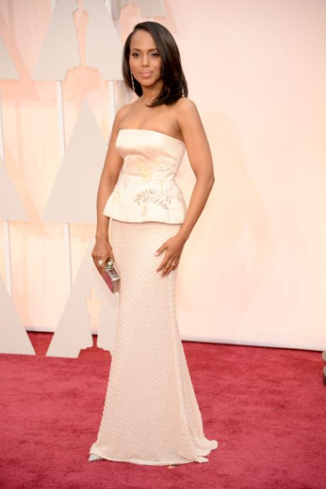 Kerry Washington wearing Miu Miu